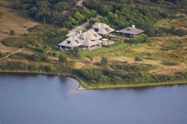 Private Waterfront Compound On The Great Pond! (247) - Image 1 - Massachusetts - rentals