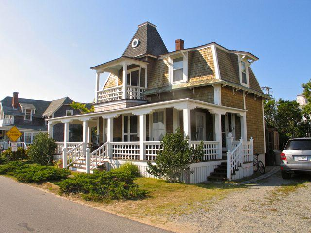 Water View Oak Bluffs Victorian On Waban Park! (344) - Image 1 - Massachusetts - rentals