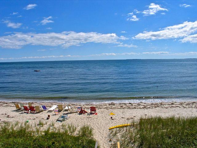 Waterfront In Private Harthaven! (170) - Image 1 - Massachusetts - rentals
