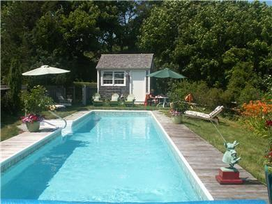 West Tisbury In-Town With Pool (351) - Image 1 - Massachusetts - rentals