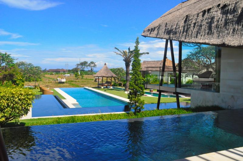 EXTERIOR - Villa In Sanur With Ricefield & Ocean View - Sanur - rentals