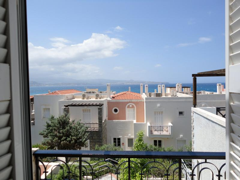 view from the bedroom - House for rent in beautiful Crete near the sea - Siteia - rentals