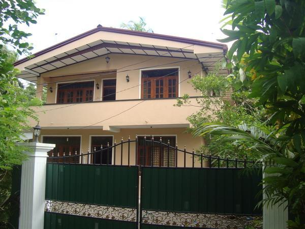 House front - RENT HOUSE WITH ALL FACILITIES - Bentota - rentals
