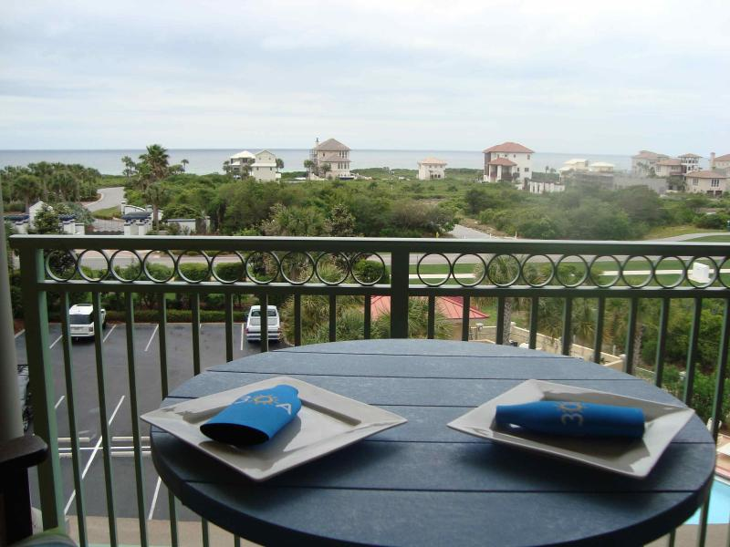 Great views from the balcony! - Oceanview Studio without the Resort Price! Free Wi - Seacrest - rentals