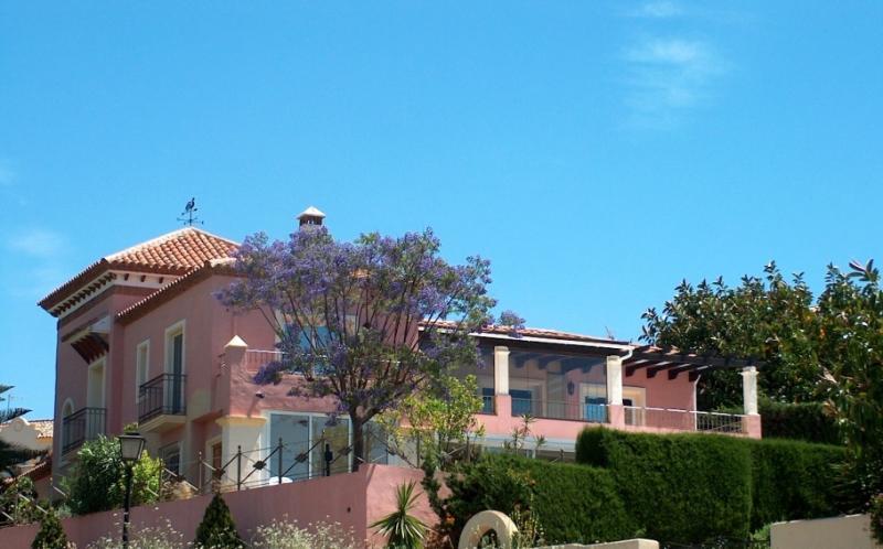 Villa View - Andalucian style Villa in Benahavis, Golf Valley - Benahavis - rentals
