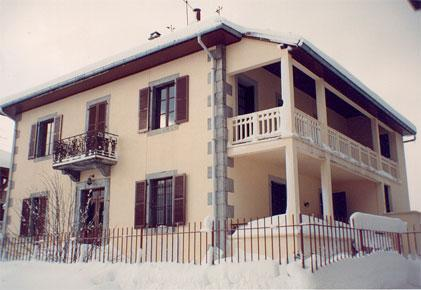 The Ecological House of Serenity- Winter - Selfcatered flats by french Alps- Les Carroz H.S. - Les Carroz-d'Araches - rentals