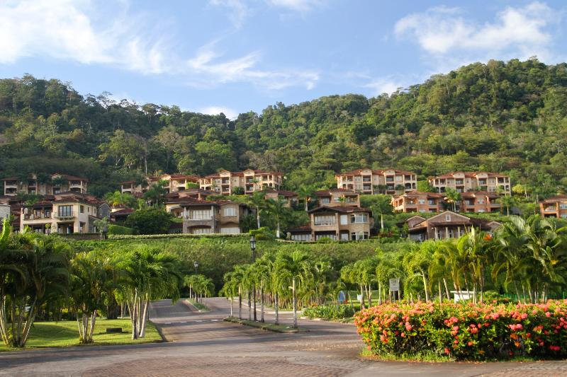 View of Residences and Rainforest - Los Suenos Resort and Marina -Colina 4F - Herradura - rentals