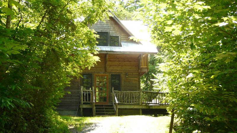 Welcome to The Cabin! - Comfortable Cabin with Private Hiking Trails - Marshall - rentals