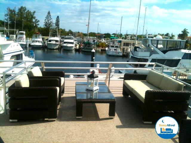 Houseboat Calypso:  Magical Rental in Paradise! - Image 1 - Key Largo - rentals