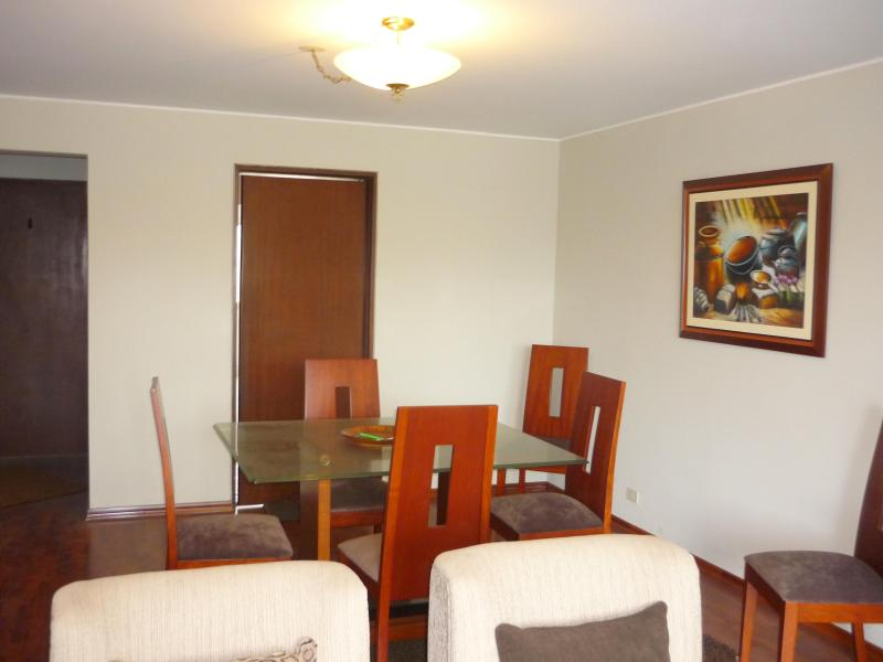 Private Floor Apt Direct Elevator - Image 1 - Lima - rentals