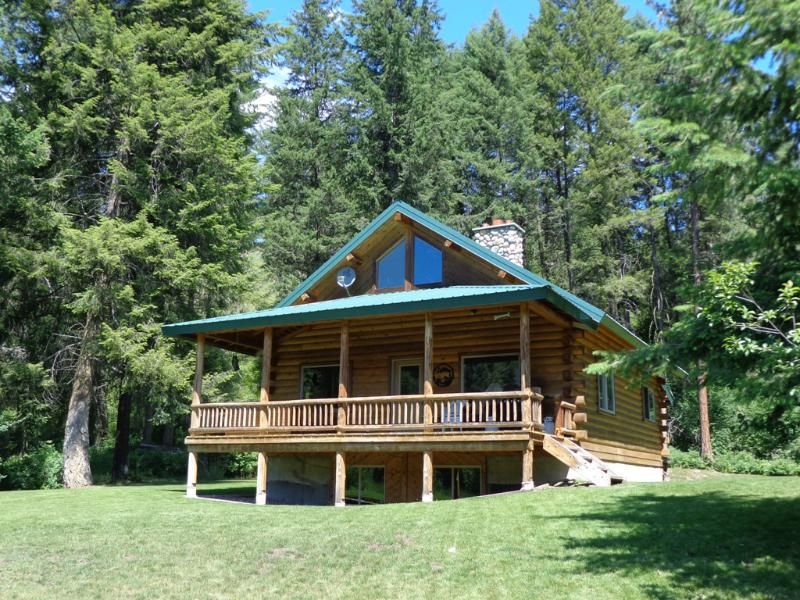 Cabin - Little Moose Lake - Kettle Falls - rentals