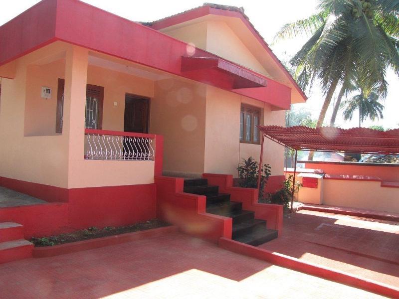 Celina Villa entrances - Villa to Let (Celina Villa) - Mapusa - rentals