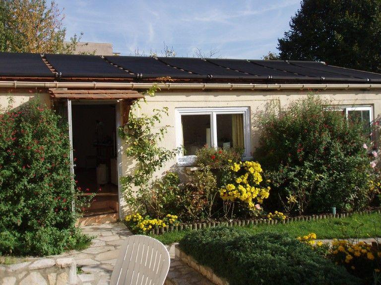 Entrance of cottage - Paris Mont Valerien - Paris - rentals