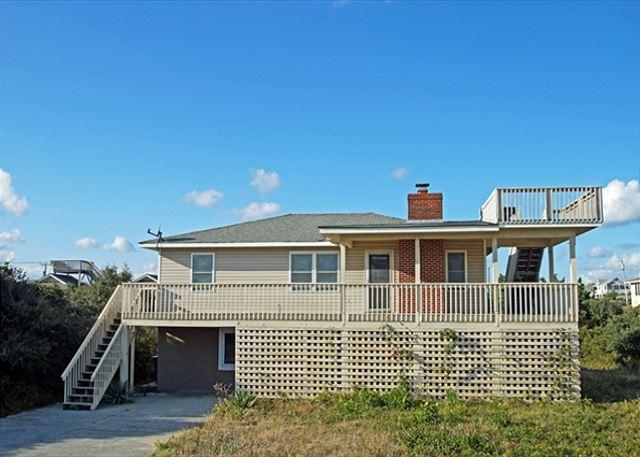 full size photo 0 - SS8- SUMMER BREEZE; A QUAINT HOME STEPS FROM BEACH - Southern Shores - rentals