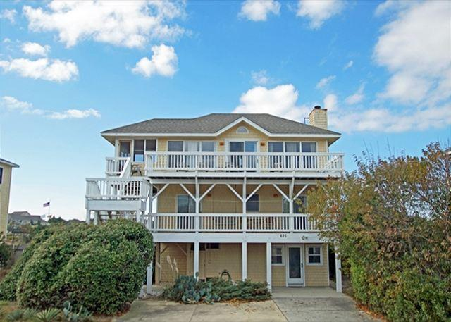 full size photo 0 - OS626- SUMMER VILLA; 5BDRM W/ PRIVATE POOL & H-TUB - Corolla - rentals