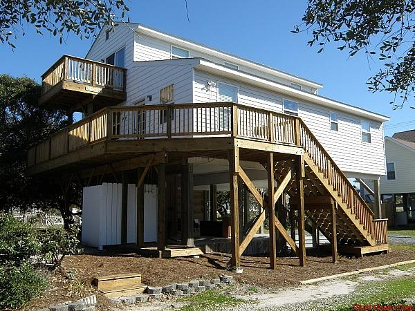 Paradise Too - Comfortable, Spacious and Well-Maintained, This 3 BR Home is Tranquility Defined! - Paradise Too - Topsail Beach - rentals