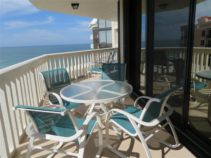 Balcony - Chalet 1105 - Chalet - Marco Island - rentals