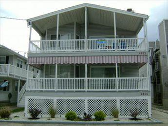 4823 Asbury Avenue, 2nd Floor - 4823 Asbury Avenue 2nd 6305 - Ocean City - rentals