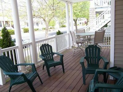 Front Porch - 1741 Central Ave 1st 96220 - Ocean City - rentals