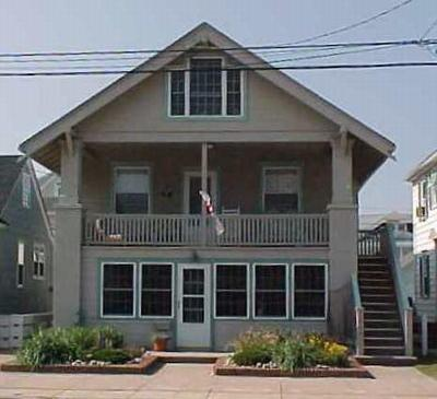 1514 Wesley Avenue 2nd 8584 - Image 1 - Ocean City - rentals