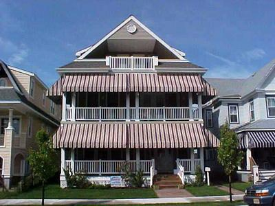 826 St. Charles Place 2nd and 3rd 113370 - Image 1 - Ocean City - rentals