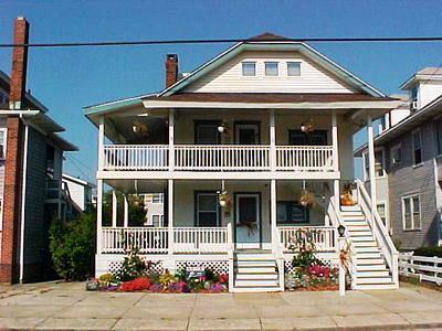 1442 Central Avenue 2nd Floor 112070 - Image 1 - Ocean City - rentals