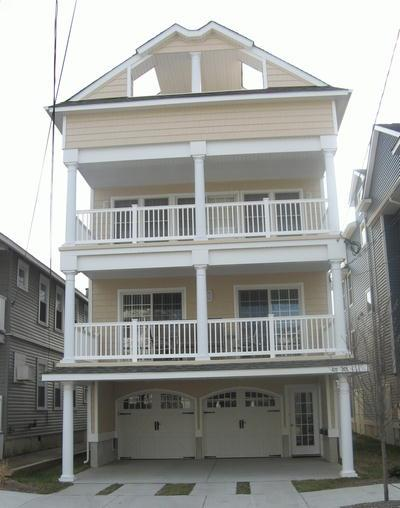 820 Pennlyn Place 1st Place 113045 - Image 1 - Ocean City - rentals
