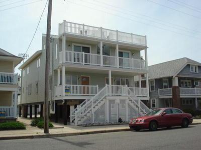 858 Brighton Place Townhouse 111921 - Image 1 - Ocean City - rentals