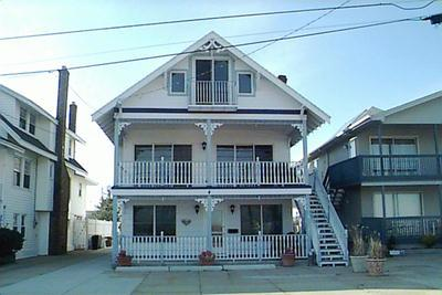 4 Beach Road 2nd - 3rd Floors 111999 - Image 1 - Ocean City - rentals