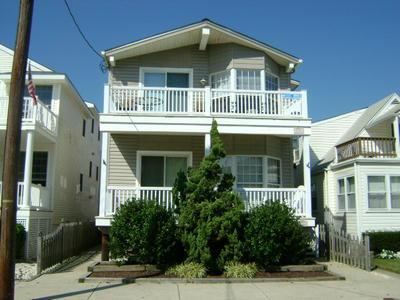 Front of House - Asbury 2nd 112951 - Ocean City - rentals
