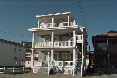 862 2nd Street 2nd 113270 - Image 1 - Ocean City - rentals