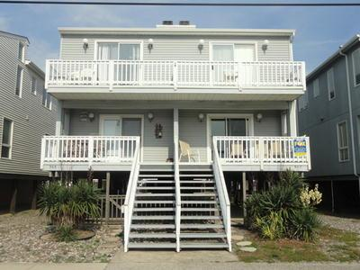 905 5th Street Townhouse 113278 - Image 1 - Ocean City - rentals