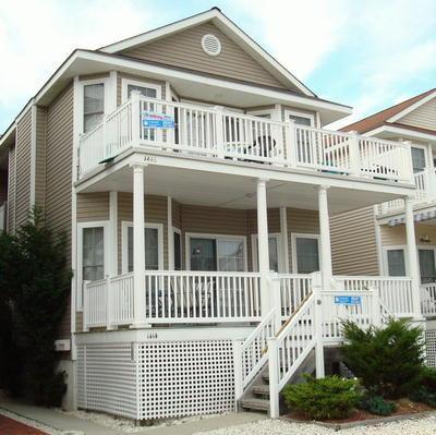 1416 West Avenue 2nd Floor 113430 - Image 1 - Ocean City - rentals
