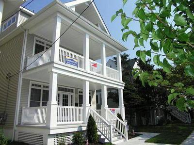 1334 Wesley Avenue 2nd & 3rd Floor 124115 - Image 1 - Ocean City - rentals