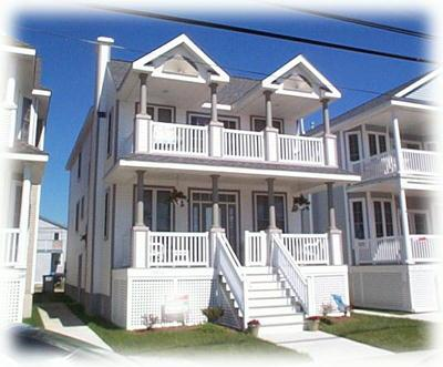 3338 West Ave, 2nd floor - 3338 West Avenue 2nd 112995 - Ocean City - rentals