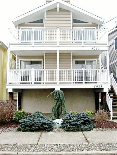 5027 Asbury Ave 2nd floor 112950 - Image 1 - Ocean City - rentals