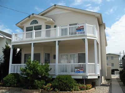 1817 Asbury 1st 111613 - Image 1 - Ocean City - rentals