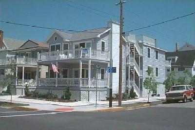 1347 Central Avenue 2nd Floor 114390 - Image 1 - Ocean City - rentals