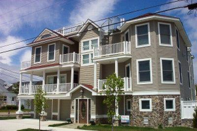 Main view of the home - 1 Nassau Rd. 131525 - Ocean City - rentals