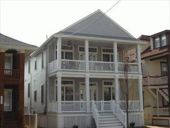 1333 Wesley Avenue 2nd Floor 115068 - Image 1 - Ocean City - rentals