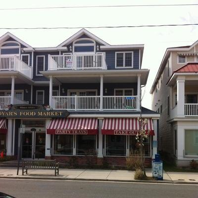 1340 Asbury Avenue, Unit E, 3rd Floor 115646 - Image 1 - Ocean City - rentals