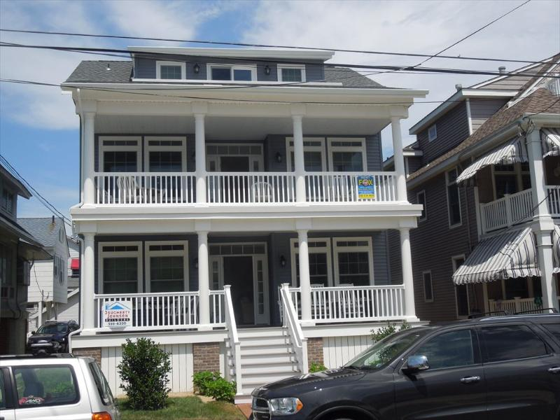 857 2nd St 2nd & 3rd 127283 - Image 1 - Ocean City - rentals