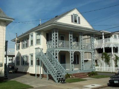 408 22nd Street 1st Floor 130737 - Image 1 - Ocean City - rentals