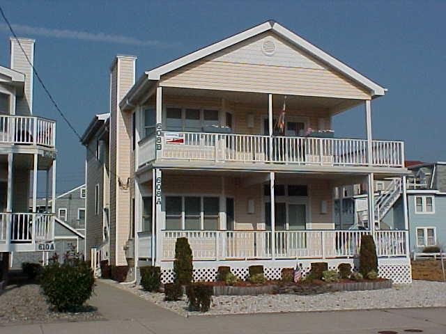 608 Ocean Avenue 2nd Floor 117411 - Image 1 - Ocean City - rentals
