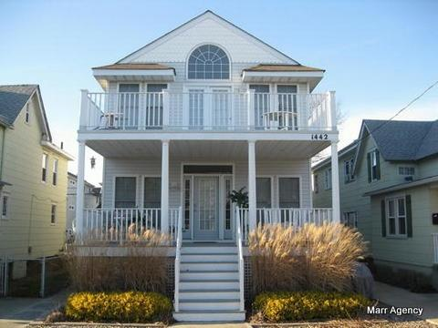 1442 Asbury 2nd Floor SOLD 113350 - Image 1 - Ocean City - rentals