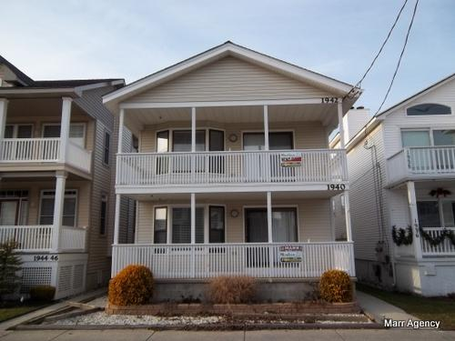 1942 Asbury Avenue Unit B 2nd Floor 117958 - Image 1 - Ocean City - rentals