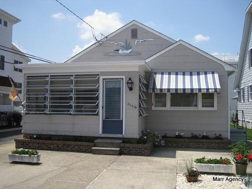 406 23rd Single Cottage 114491 - Image 1 - Ocean City - rentals