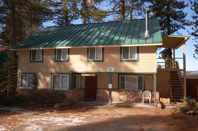 Exterior - 3615 Osgood - South Lake Tahoe - rentals
