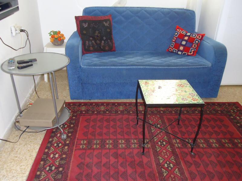 1 Bedroom Apartment -Garden -Ground Floor - Image 1 - Ra'anana - rentals