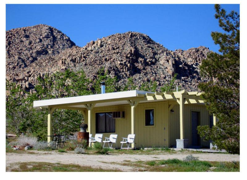 Mustang Bungalow at Rattler Ranch - Mustang Cabin, at Rattler Ranch - Joshua Tree - rentals